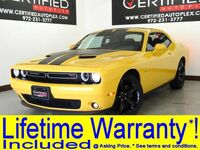 Dodge Challenger R/T 5.7L V8 HEMI REAR CAMERA FOG LIGHTS REAR SPOILER KEYLESS GO PUSH BUTTON 2018