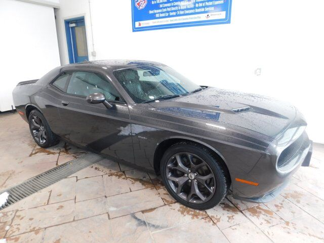 2018 Dodge Challenger R/T LEATHER SUNROOF RWD Listowel ON