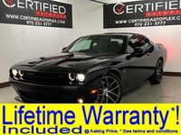 Dodge Challenger R/T SCAT PACK REAR CAMERA HEATED COOLED LEATHER SEATS REAR PARKING AID PREM 2018