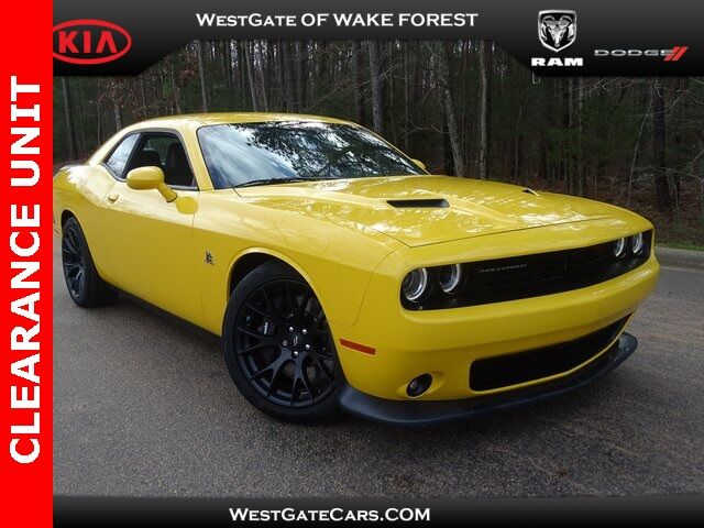 2018 Dodge Challenger R/T Scat Pack Raleigh NC