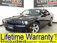 Dodge Challenger SXT 3.6L V6 REAR CAMERA BLUETOOTH POWER SEAT REAR SPOILER POWER LOCKS POWER 2018