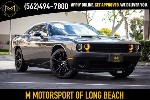 2018 Dodge Challenger SXT Coupe 2D Long Beach CA