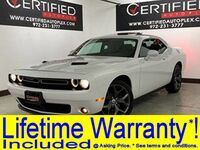 Dodge Challenger SXT PLUS SUNROOF LEATHER BLIND SPOT ASSIST ADAPTIVE CRUISE CONTR 2018