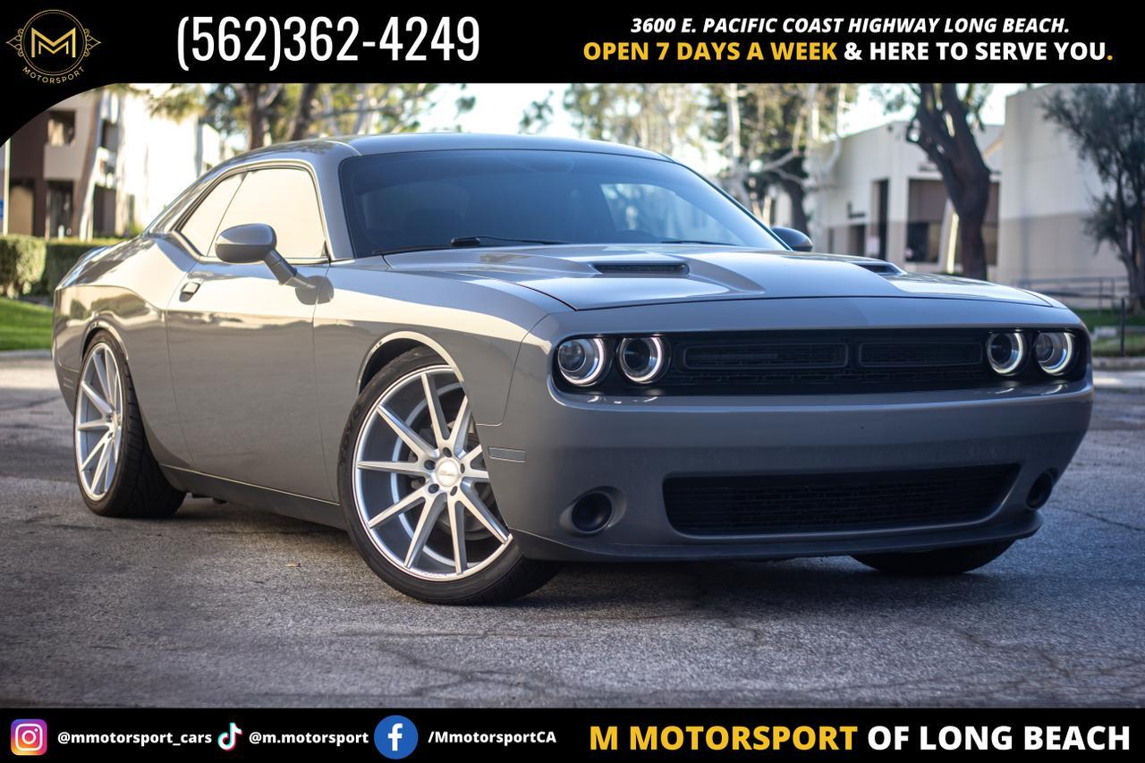 Used Dodge Challenger Long Beach Ca