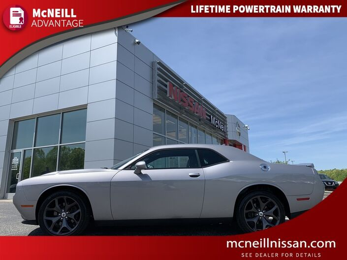 2018 Dodge Challenger SXT Plus High Point NC