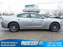 2018_Dodge_Charger_GT AWD, Heated Seats, Remote Start, Backup Cam, Bluetooth, SiriusXM_ Calgary AB