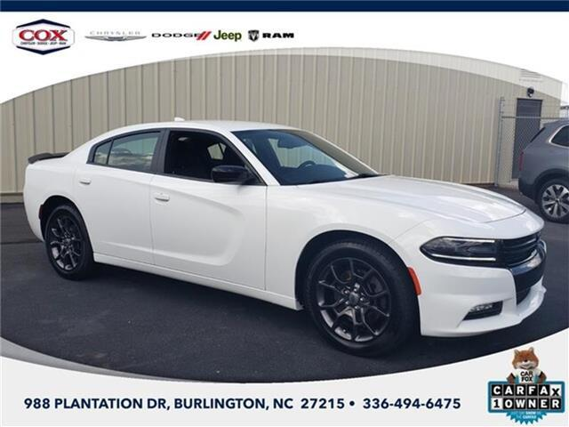 2018 Dodge Charger GT All-wheel Drive Sedan