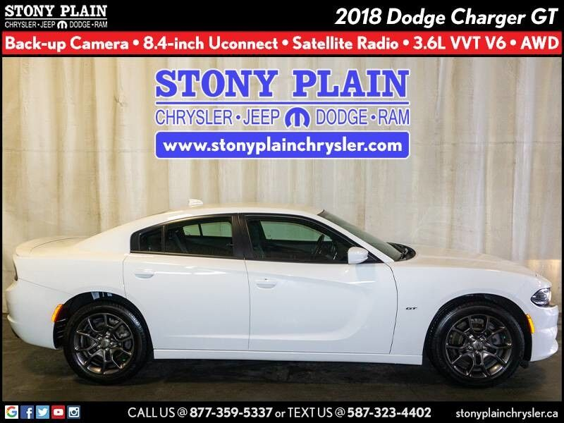 2018 Dodge Charger GT Stony Plain AB