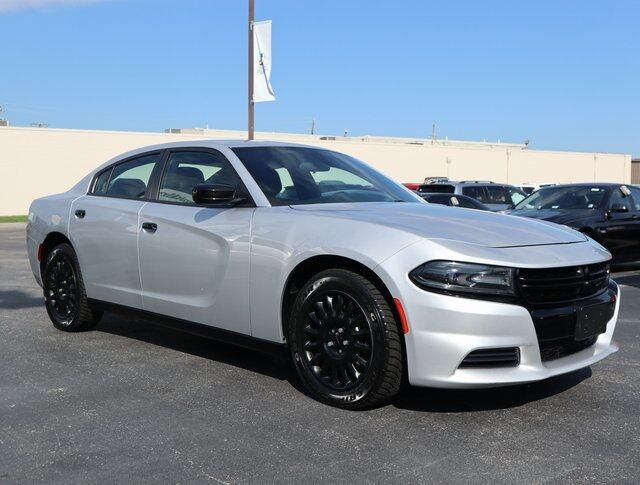2018 Dodge Charger Police