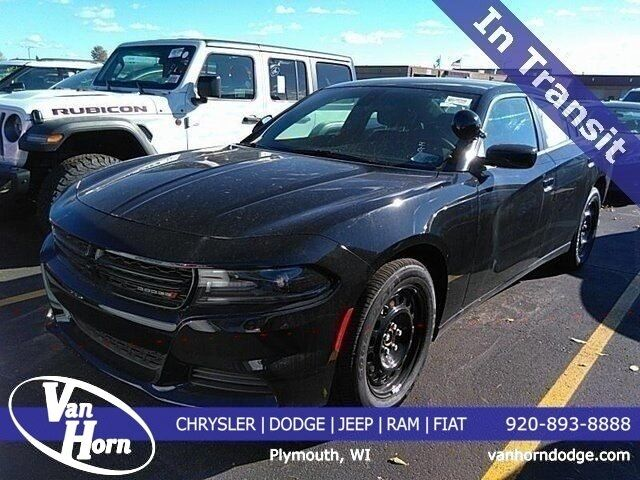 2018 Dodge Charger Police Plymouth WI