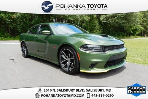2018_Dodge_Charger_R/T 392 SCAT PACK_ Salisbury MD