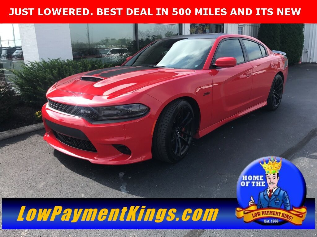 2018 Dodge Charger R/T 392 Shelby OH