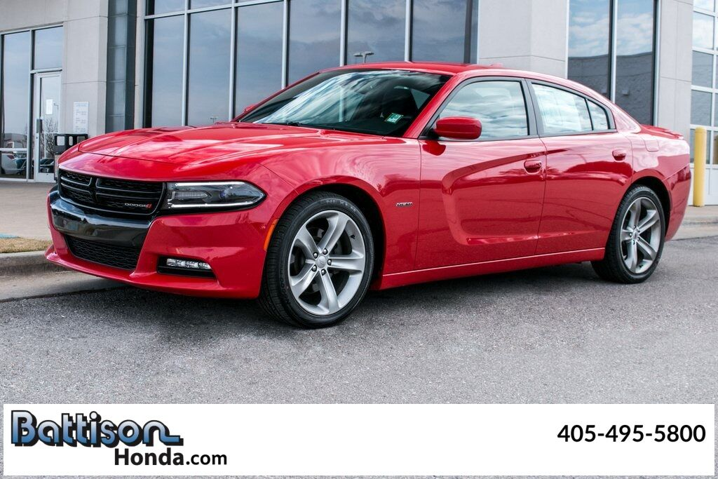 2018_Dodge_Charger_R/T_ Oklahoma City OK