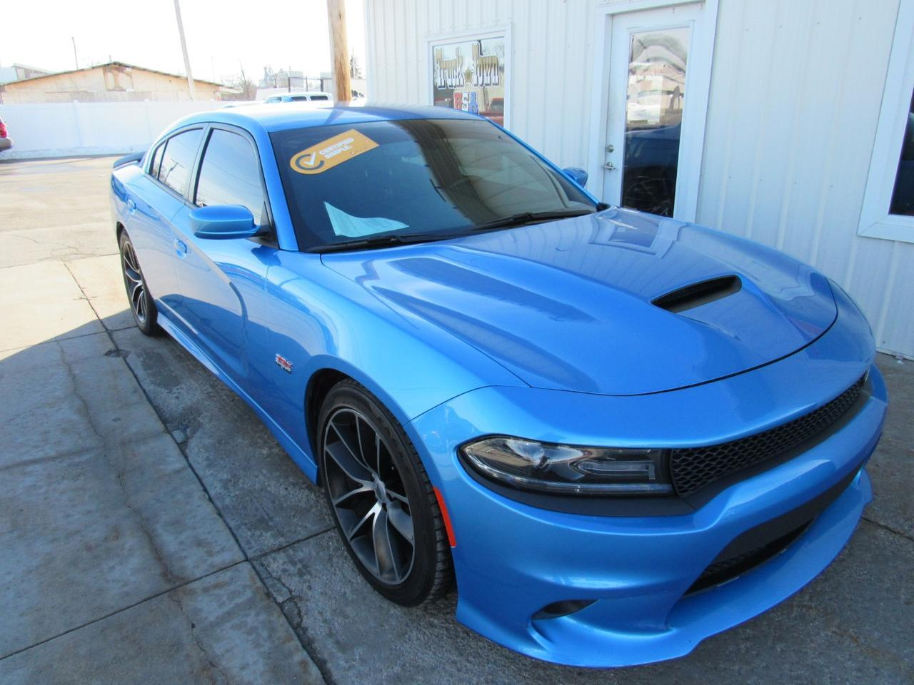 2018 Dodge Charger R T Scat Pack Beatrice NE