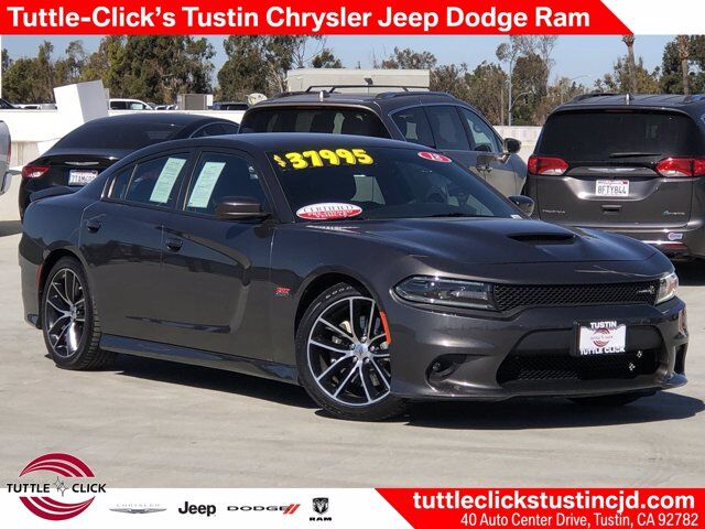 2018 Dodge Charger R/T Scat Pack Tustin CA
