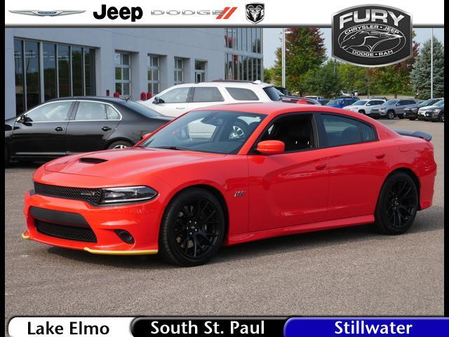 2018 Dodge Charger R/T Scat Pack RWD Stillwater MN