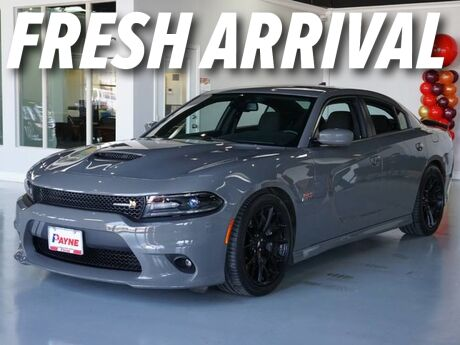 2018 Dodge Charger R/T Scat Pack Weslaco TX
