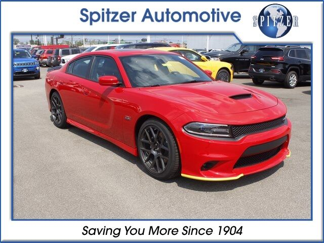 2018 Dodge Charger R/T Scat Pack Mansfield OH