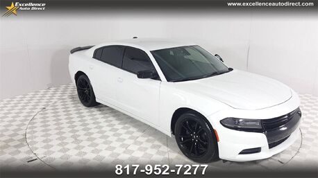 2018_Dodge_Charger_SXT /BLACKTOP PKG/QUICK O PKG/SPOILER/CRUISE/P2_ Euless TX