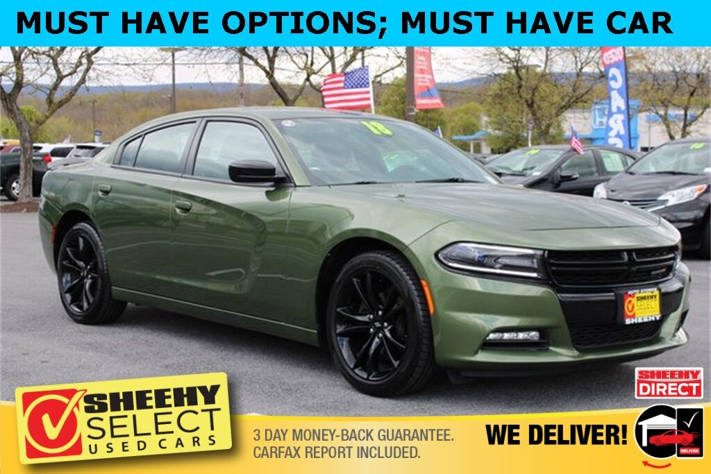 2018 Dodge Charger SXT Hagerstown MD