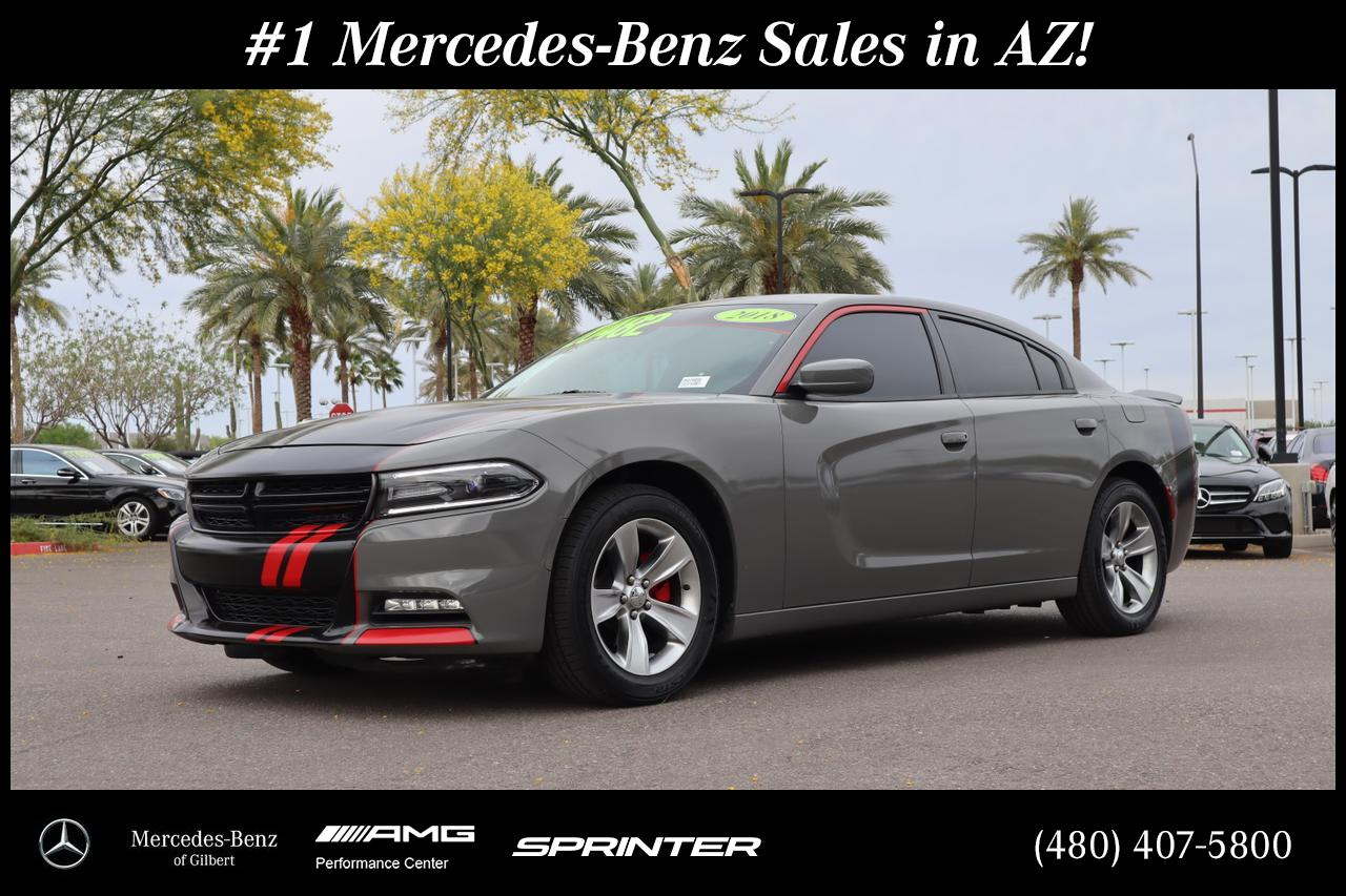 2018 Dodge Charger SXT Plus Gilbert AZ