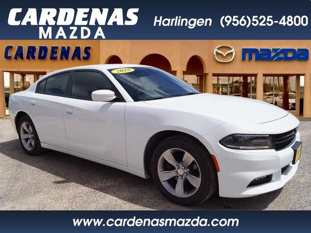 2018 Dodge Charger SXT Plus Harlingen TX