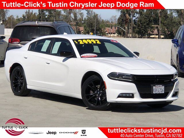 2018 Dodge Charger SXT Plus Tustin CA