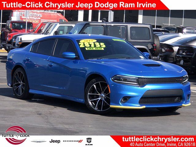 2018 Dodge Charger SXT Plus Irvine CA