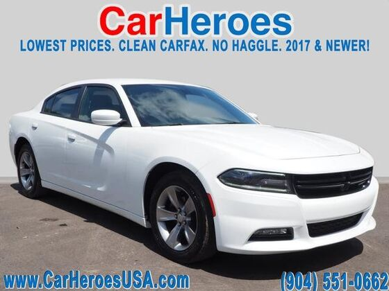 Dodge Charger SXT Plus 2018