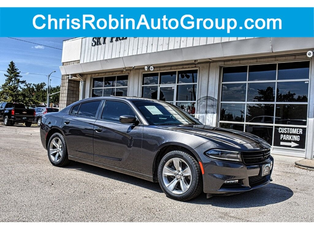 2018 Dodge Charger SXT Plus RWD Odessa TX