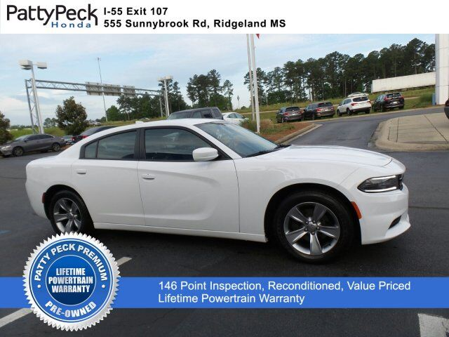2018 Dodge Charger SXT Plus RWD Jackson MS