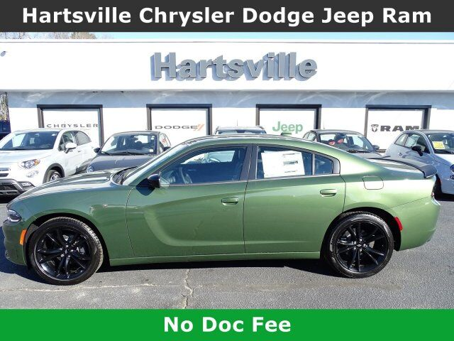 2018 Dodge Charger SXT Plus Raleigh NC