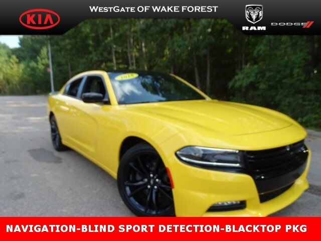 2018 Dodge Charger SXT Raleigh NC