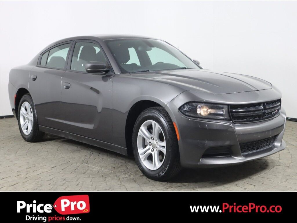 2018 Dodge Charger SXT w/Heated Seats