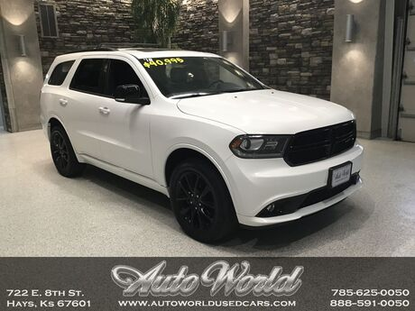 2018 Dodge DURANGO GT AWD  Hays KS
