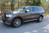 2018 Dodge Durango Citadel Anodized Platinum AWD