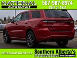 2018 Dodge Durango GT - CLEAN CARFAX- HEATED LEATHER FRONT AND BACK Lethbridge AB