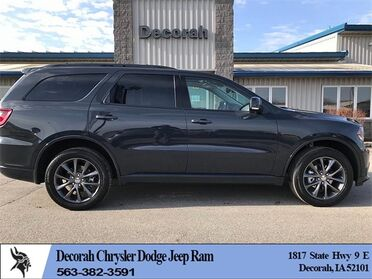 2018_Dodge_Durango_GT_ Decorah IA