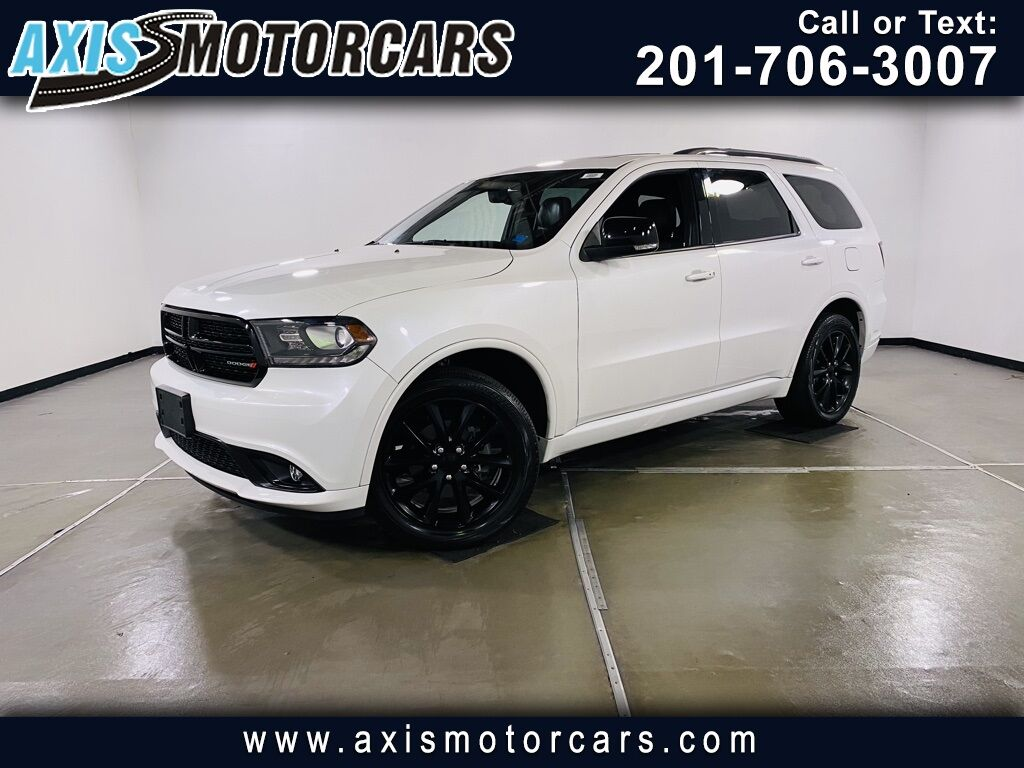 2018 Dodge Durango GT Jersey City NJ