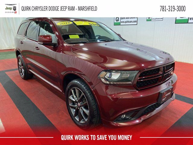 2018 Dodge Durango GT Marshfield MA