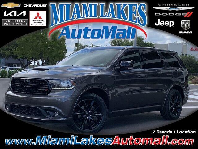 2018 Dodge Durango GT Miami Lakes FL