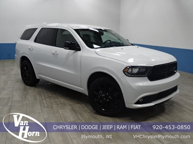 2018 Dodge Durango GT Plymouth WI