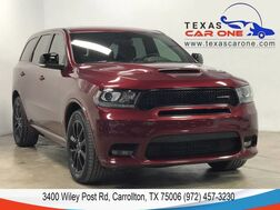 2018_Dodge_Durango_R/T 5.7L HEMI AWD NAVIGATION LEATHER REAR CAMERA KEYLESS START B_ Carrollton TX