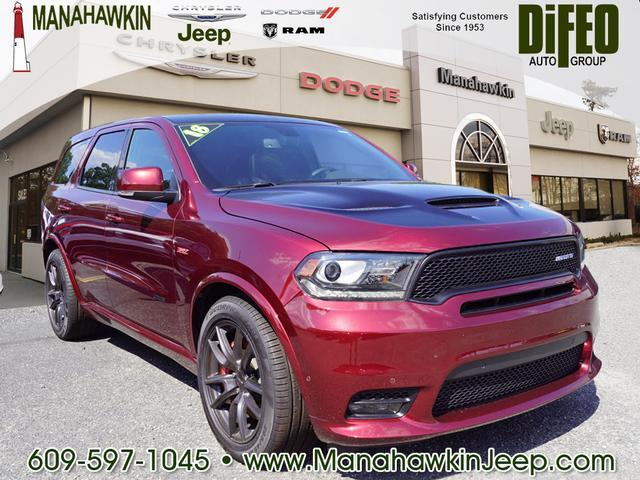 2018 Dodge Durango SRT AWD