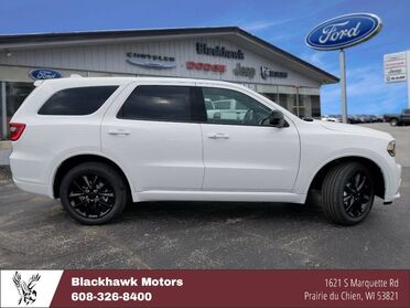 2018_Dodge_Durango_SXT AWD_ Decorah IA
