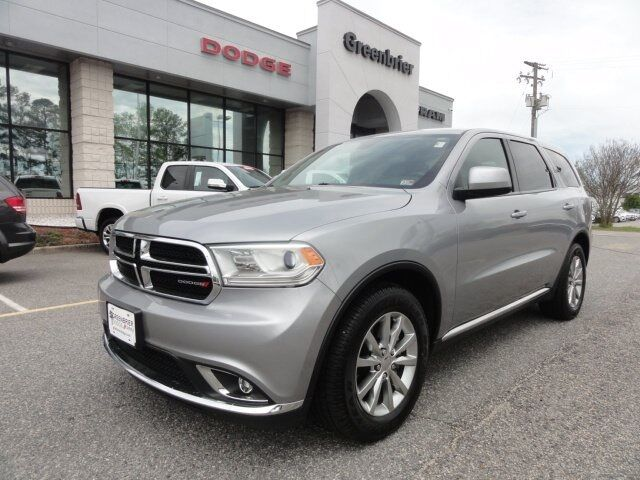 2018 Dodge Durango SXT Chesapeake VA