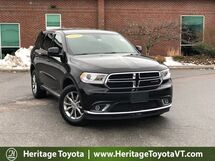 2018 Dodge Durango SXT South Burlington VT
