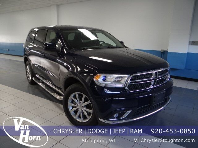 2018 Dodge Durango SXT Stoughton WI