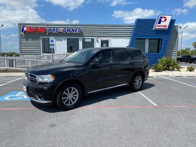 2018 Dodge Durango SXT Harlingen TX