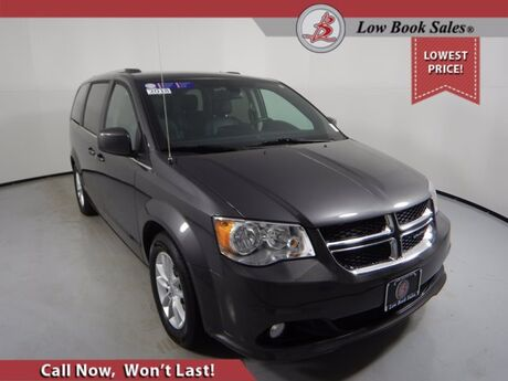 2018 Dodge GRAND CARAVAN SXT Salt Lake City UT